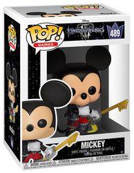 Vinylová figurka č. 489 Mickey 3