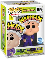 Vinylová figurka č. 55 Wally Warheads (Funko Shop Europe)