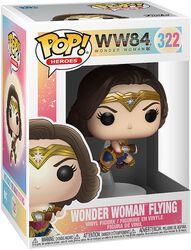 Vinylová figúrka č. 322 1984 - Wonder Woman Flying