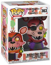 Vinylová figurka č. 363 Rockstar Foxy