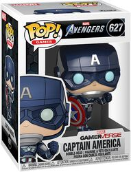 Vinylová figurka č. 627 Captain America