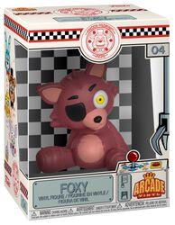 Vinylová figurka č. 04 Arcade Vinyl - Foxy