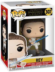Vinylová figurka č. 307 Episode 9 - The Rise of Skywalker - Rey