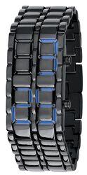 Náramkové hodinky Iron Samurai - modré