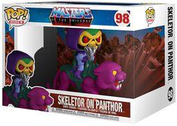 Vinylová figurka č. 98 Skeletor on Panthor (Pop! Rides)