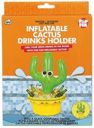 Nafukovací stojan na pití Cactus
