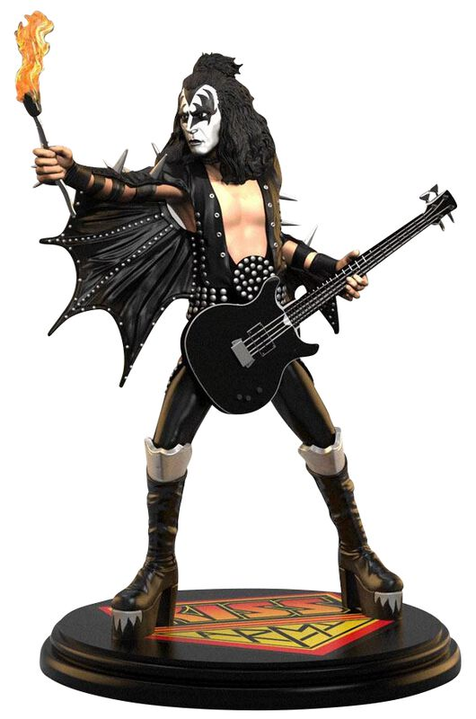 The Demon (Gene Simmons) (ALIVE!) Rock Iconz Statue