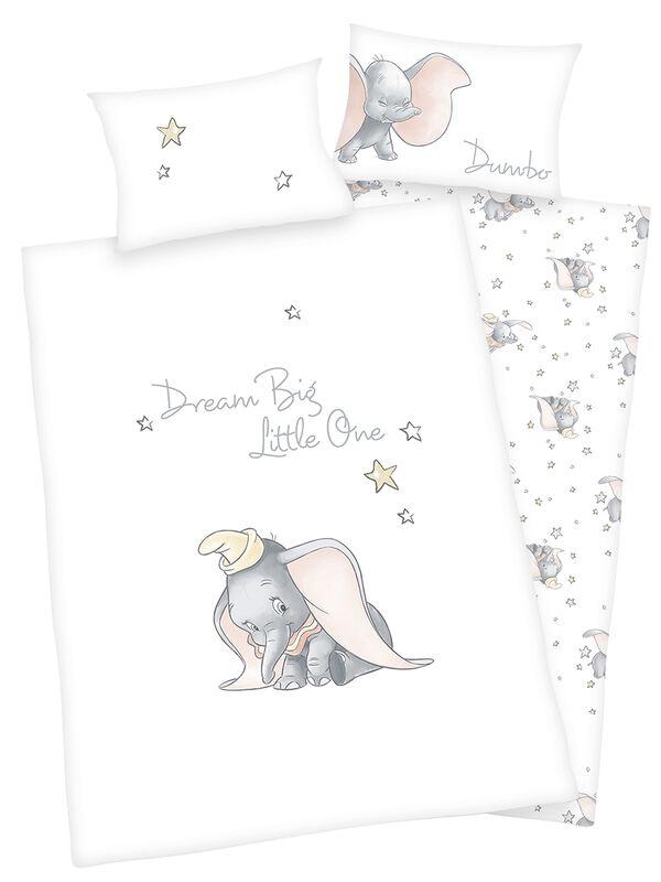Flanelové ložní prádlo Dumbo