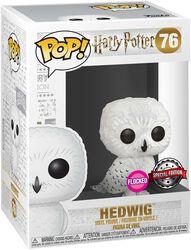 Vinylová figurka č. 76 Hedwig (Flocked)