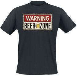Warning Beer Zone