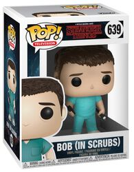 Vinylová figurka č. 639 Bob (in Scrubs)