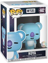 Koya - Vinyl Figure 682