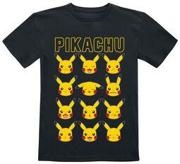 Pikachu - Faces