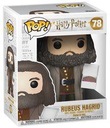 Vinylová figurka č. 78 Rubeous Hagrid (Oversize)