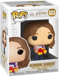 Vinylová figurka č. 123 Hermiona Granger (Holiday)