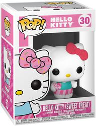 Vinylová figurka č. 30 Hello Kitty (Sweet Treat)