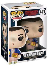 Vinylová figurka č. 421 Eleven with Eggos (s možností chase)