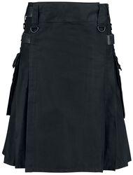 Černý kilt