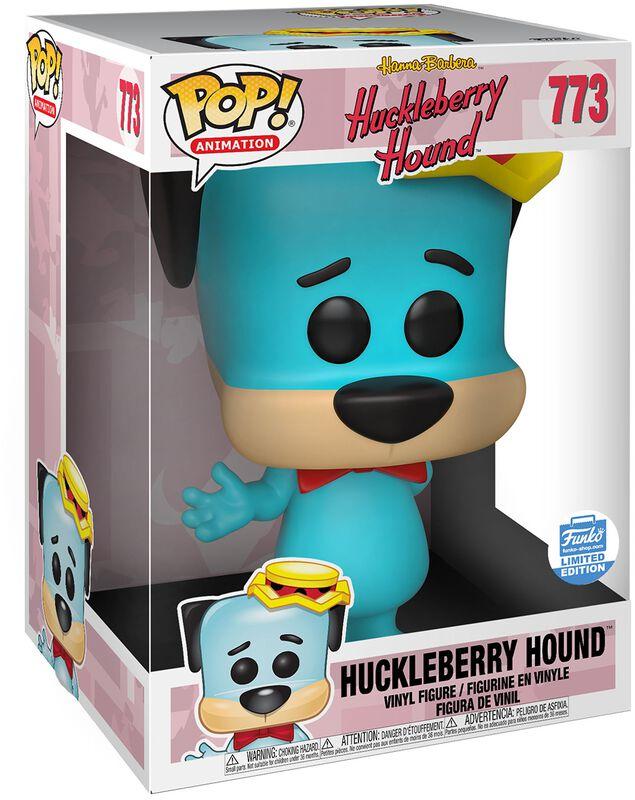 Vinylová figurka č. 773 Huckleberry Hound (supersized) (Funko Shop Europe) (s možností chase)