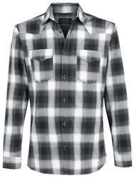 Kostkovaná košile Taka