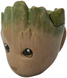 3D hrnek Groot