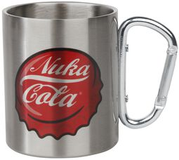 Hrnek s karabinkou Nuka Cola