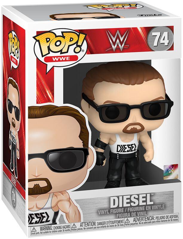 Vinylová figurka č. 74 Diesel (s možností chase)