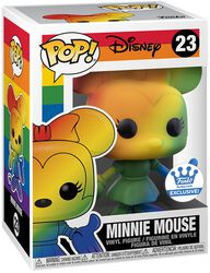 Pride - Minnie Mouse (Funko Shop Europe) Vinyl Figure 23