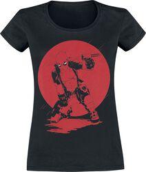 Red Moon Samurai