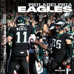 Kalendář 2021 Philadelphia Eagles