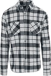Flanelová kostkovaná košile 2