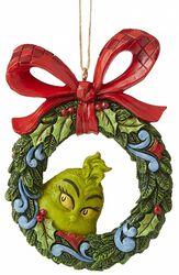Vánoční koule The Grinch