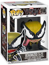 Vinylová figurka č. 514 Venomized X-23