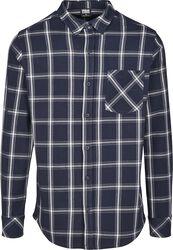 Károvaná Basic košile