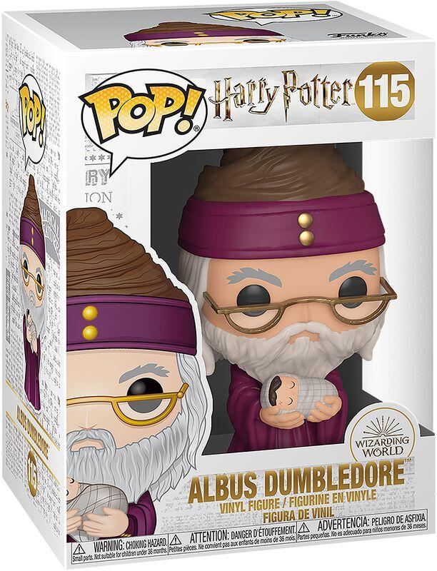 Vinylová figurka č. 115 Albus Dumbledore