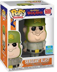 Vinylová figurka č. 600 SDCC 2019 Sergeant Blast (Funko Shop Europe)