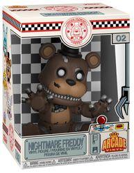 Vinylová figurka č. 02 Arcade Vinyl - Nightmare Freddy