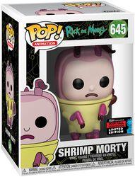 Vinylová figurka č. 645 NYCC 2019 - Shrimp Morty