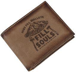 Kožená peněženka Adventures Fill Souls