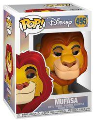 Vinylová figurka č. 495 Mufasa
