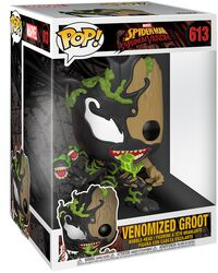 Maximum Venom - Venomized Groot (Life Size) Figure 613