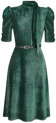 Sametové šaty Penelope