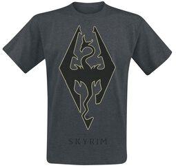 V - Skyrim - Emblem